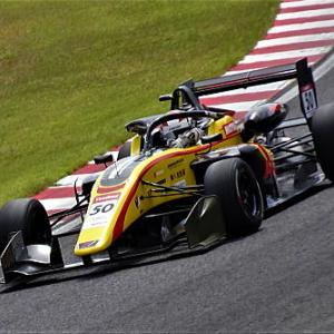 鈴鹿2&4レース スーパーフォーミュラ・ライツ第5戦