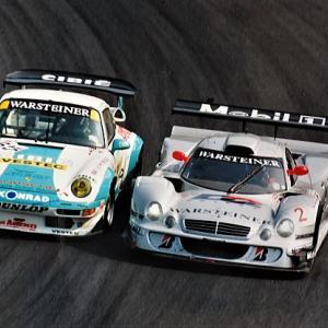 海外チーム中心だった '98FIA GT選手権 鈴鹿1000㌔