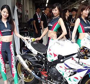 鈴鹿8耐は世界選手権の中の1戦だから面白い EWCチームPART2
