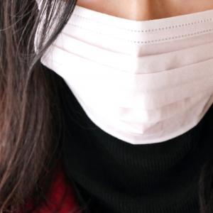 【不織布マスク着用のお願い】です