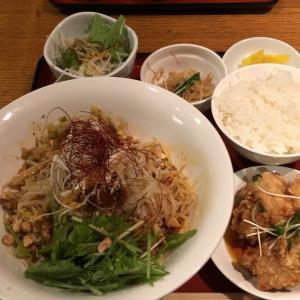 じゃんかい(冷し坦々麺)