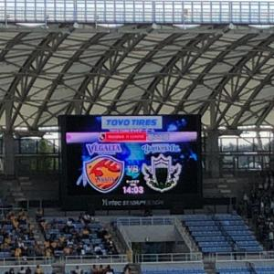 2019 J1第28節(ベガルタ仙台vs松本山雅FC)