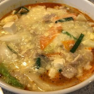 まんみ(塩酢辣湯麺)