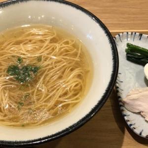 HachiHanano(鶏塩中華そば)