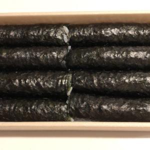 三寿司(納豆巻)