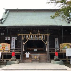 愛宕神社(疫病退散祈願)