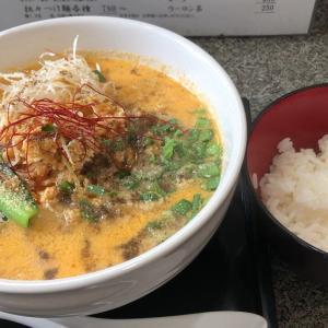 たかはし(白胡麻担々麺)