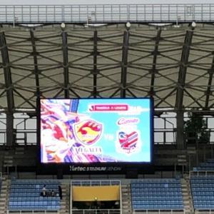2020 J1第5節(ベガルタ仙台vs北海道コンサドーレ札幌)