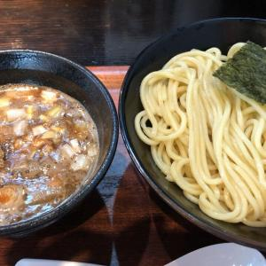 しずく(濃厚魚介つけ麺)