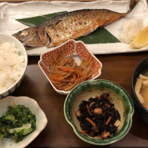 寅福(宮城県産 さばの炙り焼き定食)