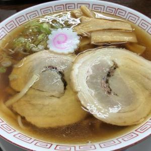 三太(喜多方醤油らーめん)