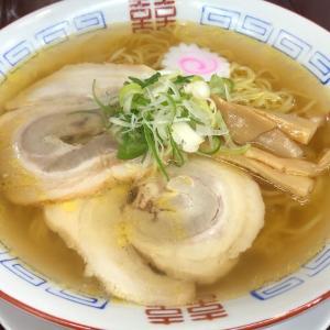 三太(八戸煮干し中華)