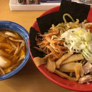 葵葉(海老味噌つけ麺)