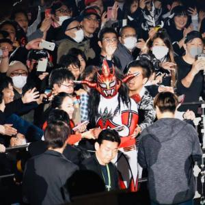 新日本プロレス東京ドーム2連戦、取材終了!