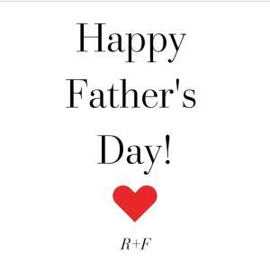 ハッピー Father's Day!!!