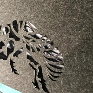 TWFの切り絵 昆虫