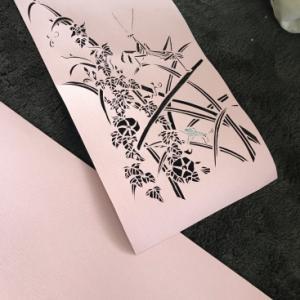 TWFの準備 ピンクのカマキリ