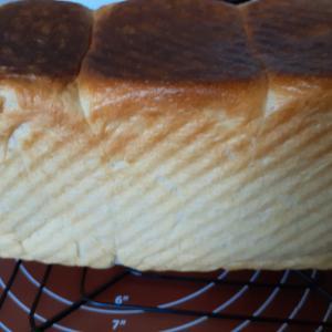 生食パン焼いてみた