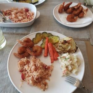 サイドディッシュにこんなご飯 Cilantro & Lime Rice
