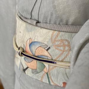 花織の着物