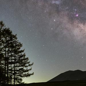 星景写真の撮り方・夏の天の川を撮ろう