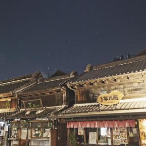 日本星景写真協会コラムと川越の動画