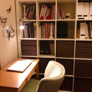 最近の私の部屋