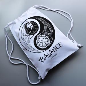 断捨離中にも便利なバッグパック