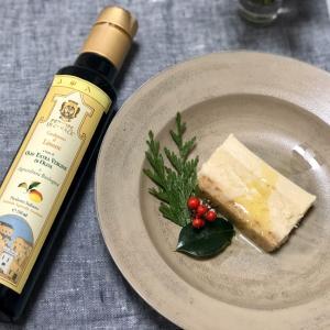究極のチーズケーキにベリタリアのオリーブオイルが採用されました!