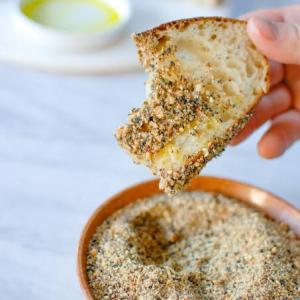 【レシピ】いま人気のDukkahデュカの作り方と使い方