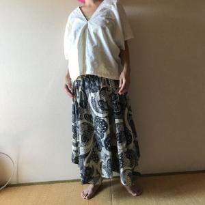 作品紹介:カレンシャツ タイのカレン族によるシャツ