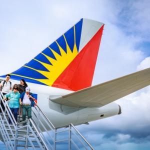 フィリピン航空が、マニラーマナド間のセブ経由フライトを就航?!のニュース