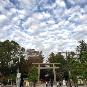 鹿島神宮に行ってきました