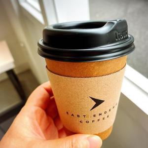 土日限定カフェ★EAST ENDERS COFFEE(イーストエンダーズコーヒー) オープン  豊田市西町