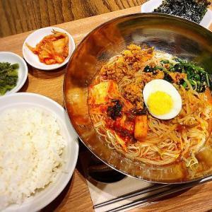 韓国料理プチマンさんでランチ     T-FACE8F (豊田市)
