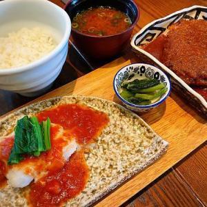 PAPA'Sさんの日替わりランチ  超お得なオシャレ定食♪  (豊田市西町)