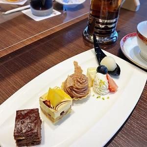 ホテルトヨタキャッスル 1Fラウンジ ウィンザーでティータイム♥    (豊田市)