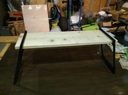 キャンプ用 テーブルを作る