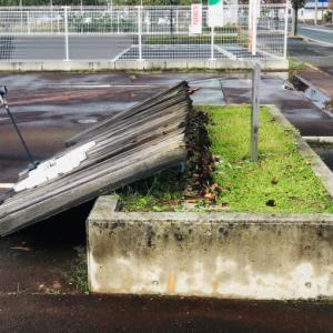 台風19号、なかなかな爪痕を残してくれました ☆ 佐竹シェフは日経新聞に、なかなかな爪痕を残しましたw