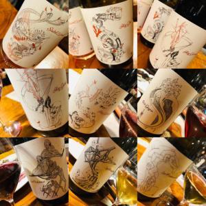 本日「 ボジョレーヌーヴォー 」解禁です ☆ 店頭販売分「 ヌーヴォー 」は残り数本ですが、ガメイを使ったワインは選び放題です!