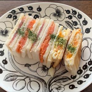 ふたつめのサンドウイッチ