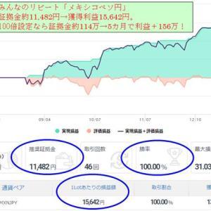 今日のポジション(1/17) トルコ利下げ発表(12.00%→11.25%へ)