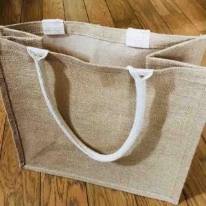 お洒落でコスパ良すぎ♪無印良品のジュートマイバッグ【#MUJI #マイバッグ #ジュート】