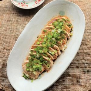 サラダチキンと焼肉のタレで簡単!よだれ鶏【#3分 #サラダチキン】