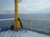 2020 初釣りは東積丹で