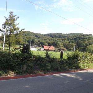 ★長野県の山・飯盛山へ  飯を山盛りにした形の山