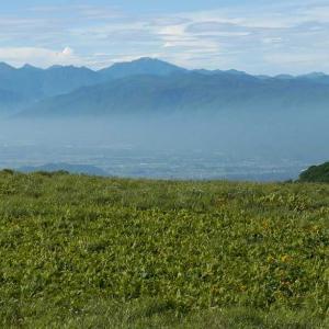 ★大パノラマの山々を一望・霧ヶ峰 車山を散策コース