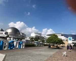 また名古屋港水族館に行きました。