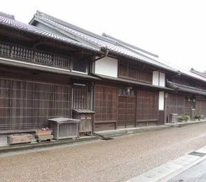 東海道五十三次 亀山宿 から 関宿 その2(関宿の街並み)