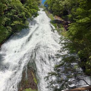 日光旅2019 夏の日光滝巡り(湯滝、竜頭の滝、華厳の滝)